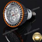 Высококачественная светодиодная лампа Kin Fire E14 4 x 1W LED, излучающая тёплый белый свет.(85-265V 320-360 люменов)