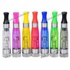 Стильные, разноцветные атомайзеры (1.6 мл) украшенные длинной хлопковой нитью для электронных сигарет.(7 штук)