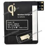 X5 Qi беспроводное зарядное устройство с приёмником и USB-кабелем для Samsung Galaxy Note 3 N9000/N9008, Nokia Lumia 820/920, HTC 8X, LG Nexus 4/5, Google Nexus 7 2nd.(Цвет - чёрный)