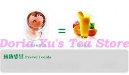 Изумительный ароматный фруктовый чай 500g