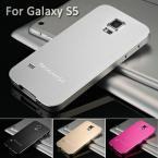 Ультратонкий матовый защитный чехол из алюминия для Samsung Galaxy S5 i9600.