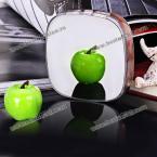 Оригинальное зарядное устройство с сенсорным управлением и зеркальной поверхностью для iPhone 4 /4S /5 /5S /5C /iPod /iPad /Samsung Galaxy S4 /S5 /Note 3 N9000 /Note 2 N7100 /Tablet /HTC.(Цвет - золотистый)