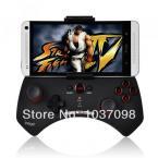 Беспроводной игровой Bluetooth 3.0 джойстик для Apple IOS iPhone / iPad / Android Phone / планшетов - Черный