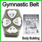 New1pcs Electronic AB Gymnic Gymnastic Body Building ABS Belt Exercise Toning Toner Waist Muscle body massager