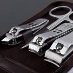 Популярный маникюрный/педикюрный набор 9в1 из нержавеющей стали