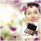1pcs New 2014 Hot Sale Special Professional 15 Concealer Facial Care Camouflage Makeup Eyeshadow Palette
