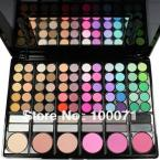 Pro Full 78 Color Makeup Eyeshadow Palette Fashion Eye Shadow Make up Shadows Cosmetics#1704