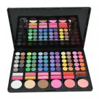 New Hot 78 Color Makeup Eyeshadow Palette Blush Eye Shadow #5868