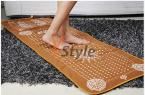 2014 Newet Foot Massage Blanket Hottest Foot Spa Massager Just Walking on it to Keep Health; Magnets Far Infrared Therapy