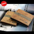 Стильный мужской бумажник из натуральной кожи.(ZX-D1104-4)