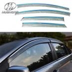 Huahong  car window visor sticker Awnings & Shelters,car Exterior decoration products for Skoda Octavia A5 Rapid