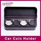Car Organizer Rolls Plastic Pocket Telescopic Dash Coins Case Storage Box Holder Container