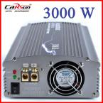 TBE 3000watt 3000W Modified Sine Wave Car Boat DC 12V to AC 220V Power Inverter 3000W Auto Adapter Charger TBE-3000W