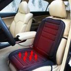 1PCS Car Auto Heated Seat Cushion Hot Warmer Heat Cover Heating Pad Winter 12V 1Seat