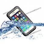 IP - 68 водонепроницаемый чехол из пластика и термопластичного полиуретана с ремешком для iPhone 6 Plus, 5.5 дюйма. (Цвет - чёрный, глубина до 6 метров)