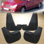 FIT FOR 2000 2001 2002 2003 2004 CITROEN XSARA MOLDED MUD FLAPS SPLASH GUARD MUDGUARDS