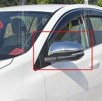 FIT FOR 2013 2014 TOYOTA RAV4 OUTSIDE DOOR REARVIEW MIRROR CHROME COVER TRIM CAP
