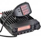 400-490Mhz 45W/25W/10W Mobile uhf cb radio with Emergency Alarm TM-8600 with DTMF microphone