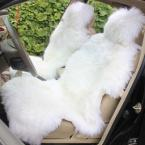 Wool cushion car seat cushion fur winter seat cushion winter plush cushion winter pad pulvinis