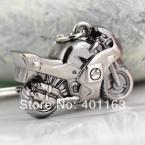 M82521 Classic 3D Simulation Model Motorcycle Motorbike Keychain Key Chain Ring Keyring Keyfob