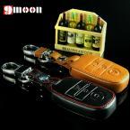 Кожаный чехол-брелок для ключей KIA RIO K2 Cerato Optima K3 K5 Sportage R Sorento.