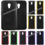 Exquisite Silicone and PC Material Football Texture Protective Case Cover for Moto G2 (BLACK)
