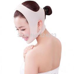 1Pcs Sample Chin Cheek V Face Shaper Mask Slimming Slim Lift Up Belt Strap Band