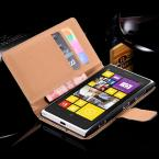 For Nokia 1020 Flip Leather Case Full Protective Skin With Card Insert for Nokia Lumia 1020 N1020 Genuine Leather Cover Case