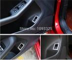 Stainless Steel trunk switch button decoration For Volkswagen vw Jetta MK6 2012 2013 2014