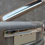 Accessories FIT FOR NISSAN QASHQAI DUALIS REAR TAILGATE TRUNK HANDLE CHROME TRIM COVER GARNISH