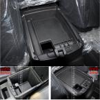 Accessories FIT FOR 2014 2015 NISSAN X-TRAIL T32 ARMREST SECONDARY STORAGE BOX PALLET CONTAINER GLOVE ORGANISER ROGUE