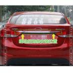 Accessories FIT FOR 2011 2012 2013 2014 2015 HYUNDAI ELANTRA MD MIDDLE REAR TAILGATE LID TRIM MOLDING TRUNK CHROME