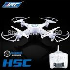 JJRC Upgraded H5C Headless Mode One Key Return RC Quadcopter helicopter drone With 2MP Camera RTF 2.4GHz