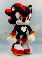 29cm Sonic the Hedgehog Shadow Plush Figure Doll SEGA