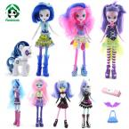New Brand Doll Toys Original Equestria Girls Dolls Collection Action Figures Classic Toys For Girls Anime Horses Figures