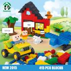Building Blocks Compatible with lego Classic Toys 415 Pcs Bricks Collection Toys For Kids Educational Toys