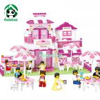 Building Blocks Compatible With Lego Friends Bricks Toys for Girls Classic  Educational Toys