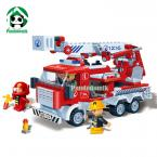 Building Blocks Compatible with lego / Brave Fireman / learning & Education toys / brinquedos educativos