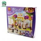 New Building Blocks Compatible with lego Friends Series With Action Toys Figure Brinquedos Learning Education Toys
