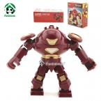 Hulk Buster Action Toy Figures Decool Blocks Compatible with Lego Marvel Super Heroes Model Building Toys Hobbies