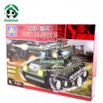 Building Blocks Compatible with lego  / Tank Toy for Boy / Educational Bricks Toys /  Learning & Education Brinquedos