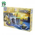 Original box building blocks set compatible with lego / Caribbean pirate ship / Educational Bricks Toys/ Learning & Education