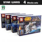 Star Wars Blocks Compatible with Lego Star Wars Bricks Set Collection Educational Toys Model Building Kits Toys Hobbies
