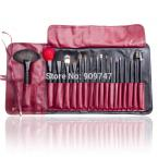 New Professional Soft Goat hair 18pcs makeup brush tools Cosmetic brush kits Beauty Makeup Brush Sets
