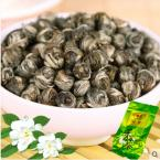quality guaranteed Fuzhou jasmine pearl tea 250g total about 50 small bags PVC packing flower tea C41