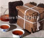 250g Made in 1980 Chinese Puer Tea The China Naturally Organic Black Puerh Tea Health Care Cooked Pu er Green Food