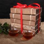 Puer Tea 200 g Chen Fragrant Pu 'er Sharply Dyu Jujube Sweet Tea Brick Keeping In Hood Health To Lose Weight Ripe Tea