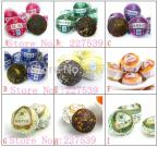 9pcs different Kinds flavors yunnan puer tea mini tuo ripe raw pu er tea the puerh tea pu'er food lose weight goods