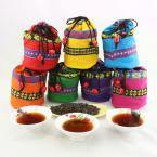 pu301 promotion China Yunnan Puer tea cooked tea Chen puerh tea loose pu'er tea pu-er gift bag packing minimum order 100g