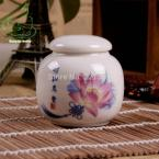 Special ceramic tea pot lotus flower small tea kettle kung fu tea pot Tp08